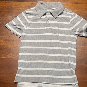 Children's Place boys collared shirt size5/6 small